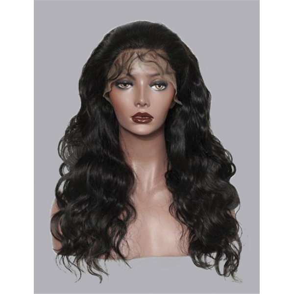 Body Wave Lace Front Human Hair Wig with Baby Hair 150% Density Brazilian 13x4 Body Wave Lace Frontal Wig For Woman Remy